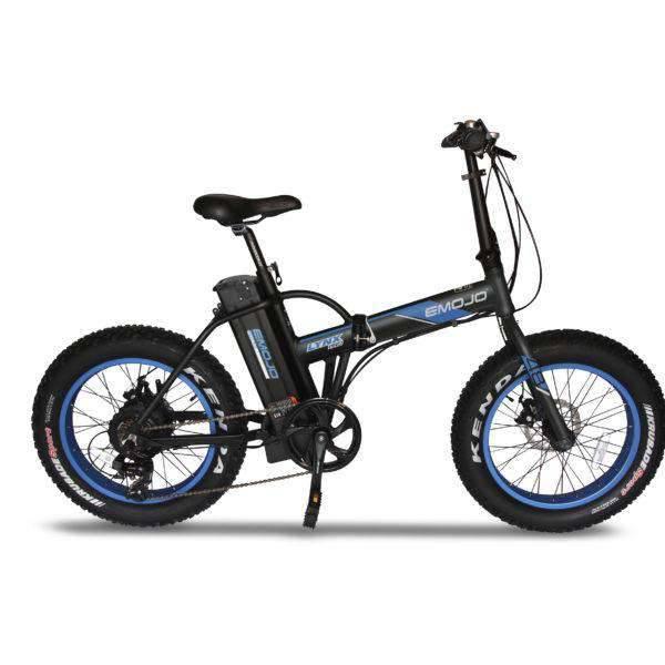Emojo Lynx Ultra 500W Folding Electric Bike