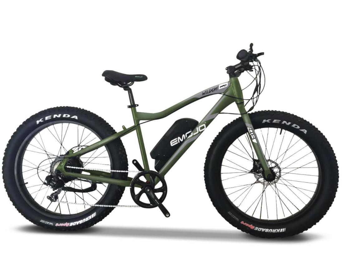 EMOJO Wildcat Pro Electric Mountain Bike