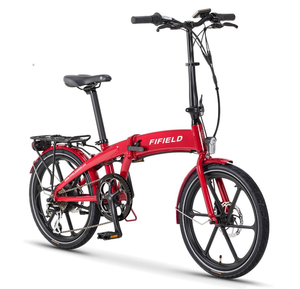 Jetty 4.0 Folding Electric Bike by Fifield