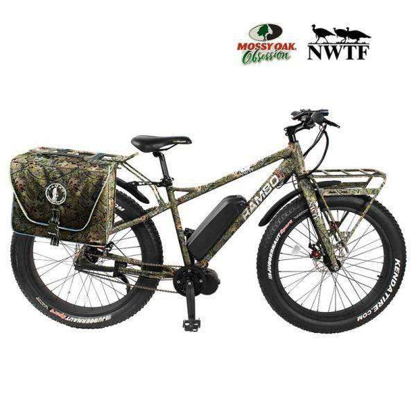 Rambo R750C NWTF Electric Hunting Bike
