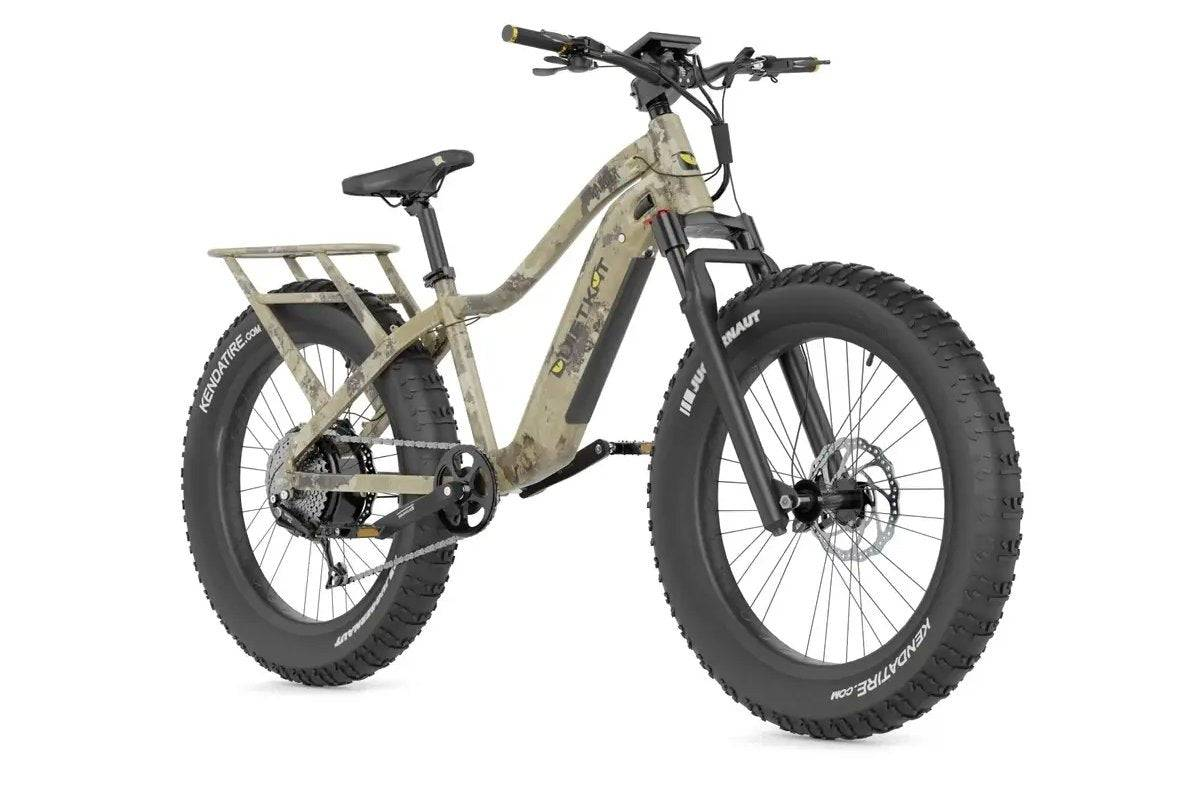 2021 Quietkat Ranger Electric Hunting Bike