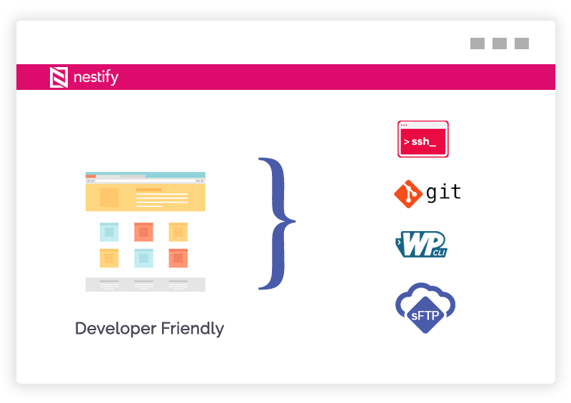 WordPress Hosting for Agencies - Developer Friendly and Customizable