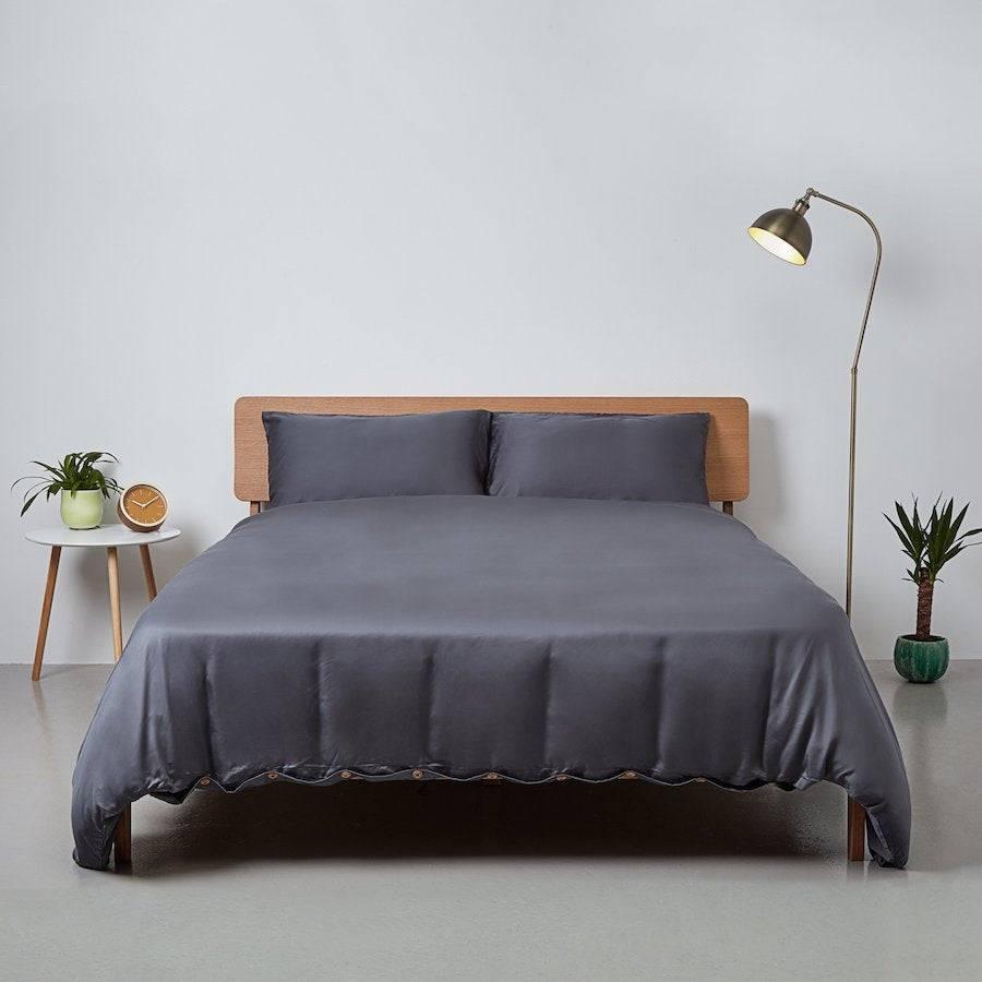 Natural bamboo bedding banner