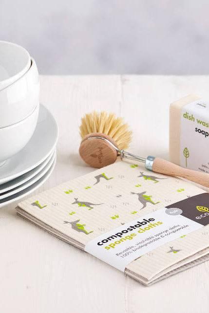 Sustainable Living, Eco kitchen Range Banner