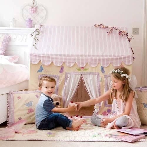 Children fabric playhouses & accessories