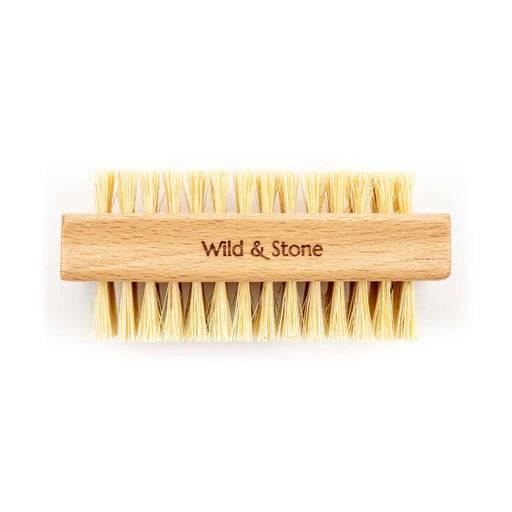 Wild & Stone Nail Brush Nail Brush - Natural Bristle