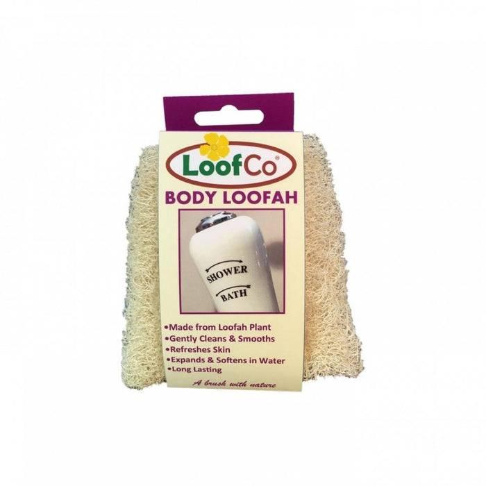 LoofCo Biodegradable Body Loofah