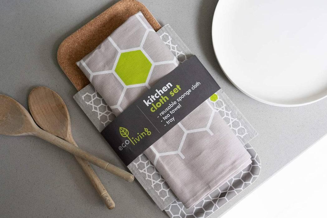 Reusable Kitchen Cloth Set