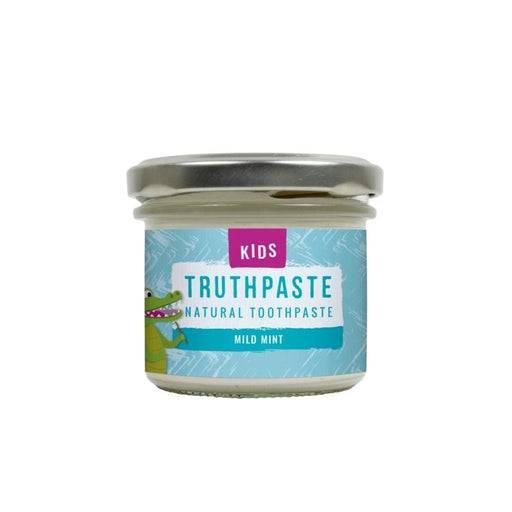 Truthpaste Toothpaste Natural Toothpaste Kids Mild Mint 120G - Truthpaste