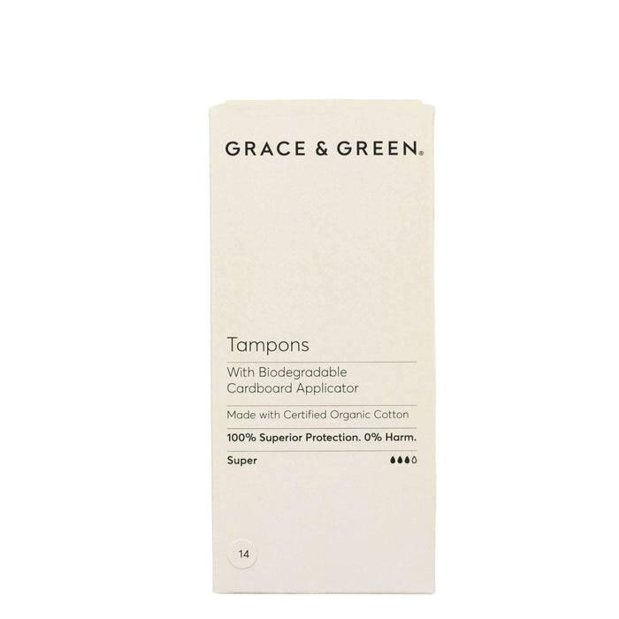 Organic Applicator Tampons