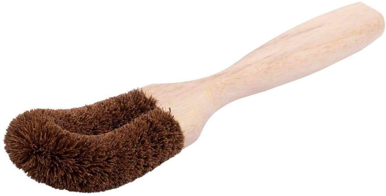Eco Living Dish Brush Coconut Dish Brush - Vegan & Biodegradable Dish Brush