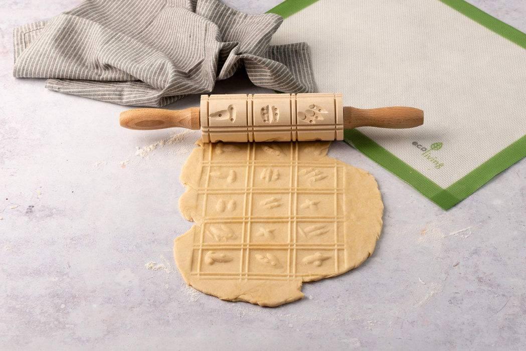 Wooden Biscuit Roller