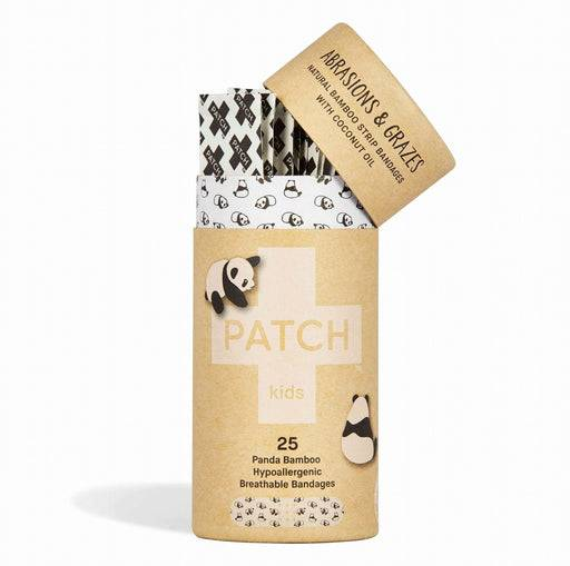Patch Biodegradable Plasters Coconut Oil Natural Organic Bamboo Plasters - Biodegradable with plasters sticking out