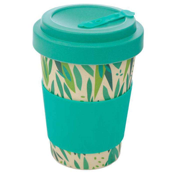 Bamboo Composite Reusable Travel Mug - Willow front view
