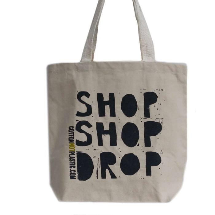Zero Zen Eco bags Eco Cotton Bags - Shop Shop Drop single