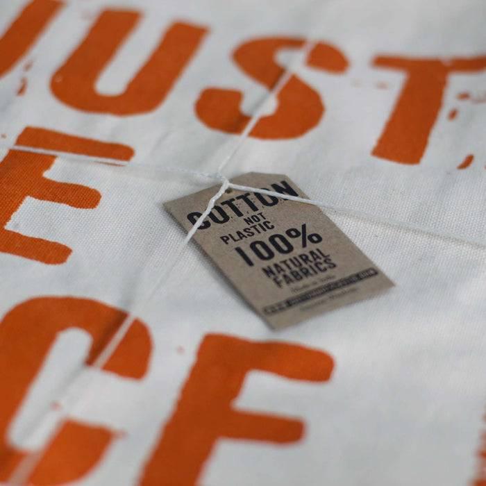 Zero Zen Eco bags Eco Cotton Bags - Shop Shop Drop tag