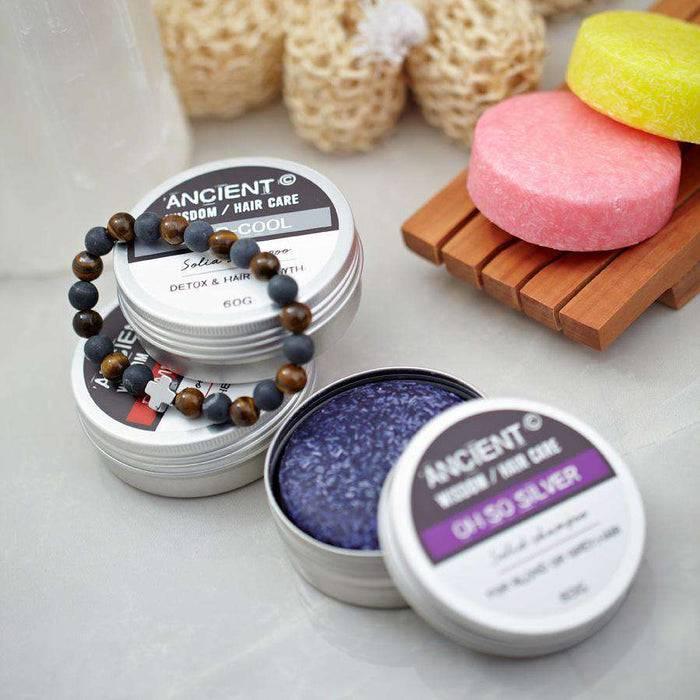 Zero Zen Solid Shampoo Bar -  Crazy Pomegranate SolidB-04 multiple shampoo bars
