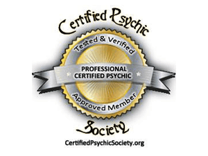 Certified Psychic Society Badge