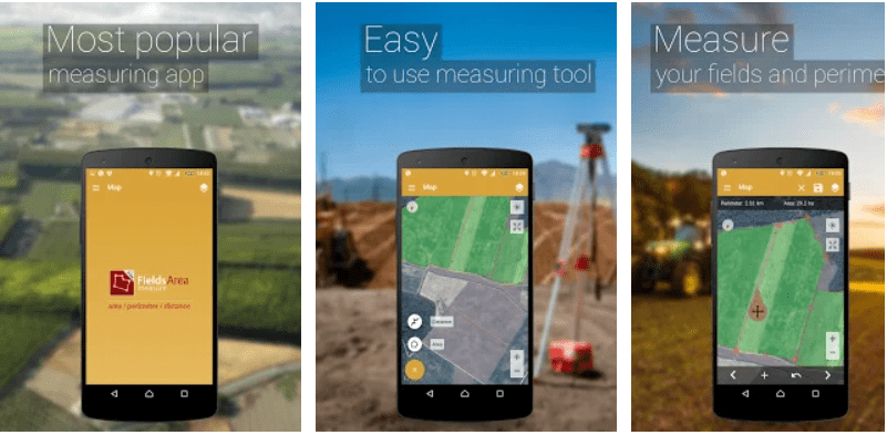 Measure Distance Apps (Android/IPhone) 2021