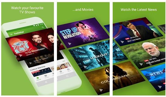 Best live tv apps Android/ iPhone 2021