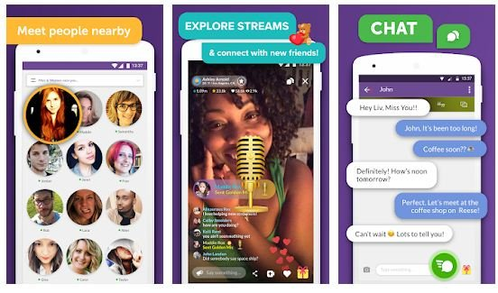 Random Stranger Chat Apps (Android/IPhone) 2021