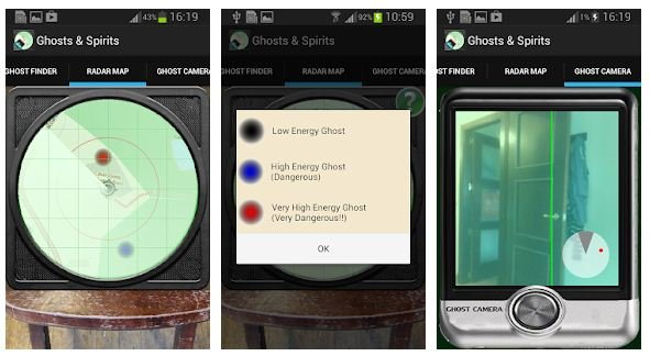 Best Ghost hunting apps Android/ iPhone 2021