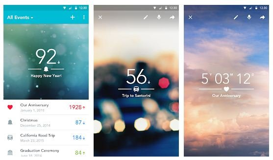 Best countdown apps Android/ iPhone 2021