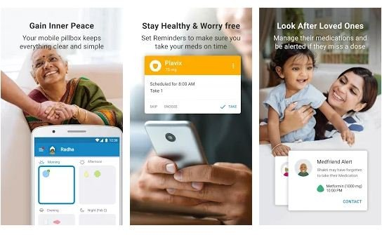 Best pill reminder apps Android/ iPhone 2021