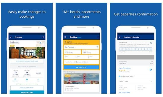 Best Hotel Booking Apps Android/ iPhone 2021