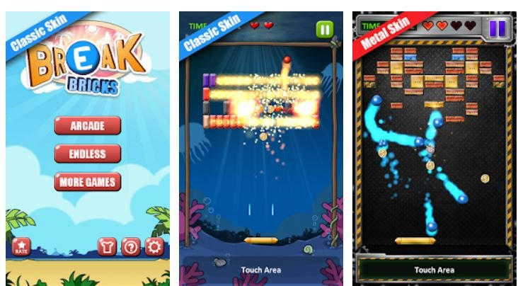 Best Brick Games Android/ iPhone 2021