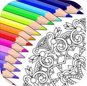 Best Coloring Painting Games iPhone 2021