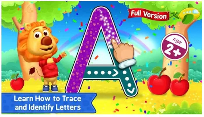 Best Letter Recognition Games Android/ iPhone 2021