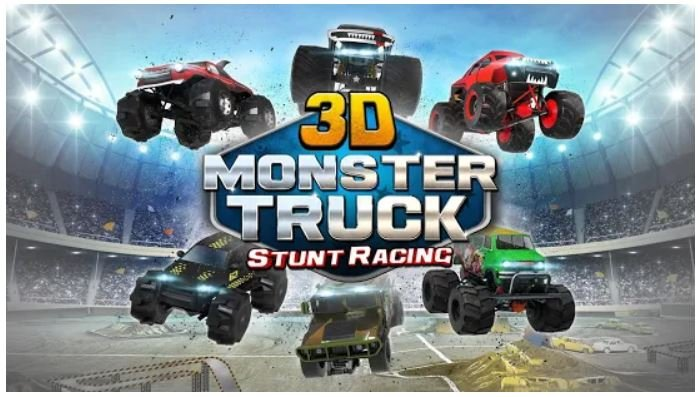 Best Monster Truck Games Android/ iPhone 2021