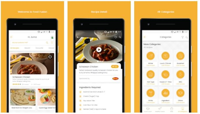 Best Cooking Apps Android/ iPhone 2021