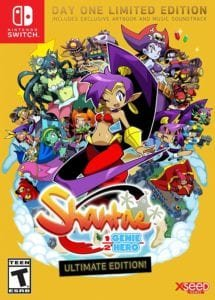 All Shantae Games in Order 2021