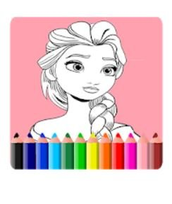 Coloring Painting Games (Android/iPhone)