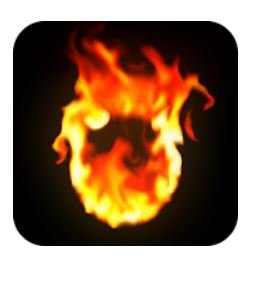 Fire Screen Apps Android