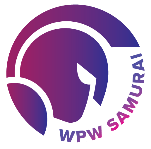 WP Warrior Samurai