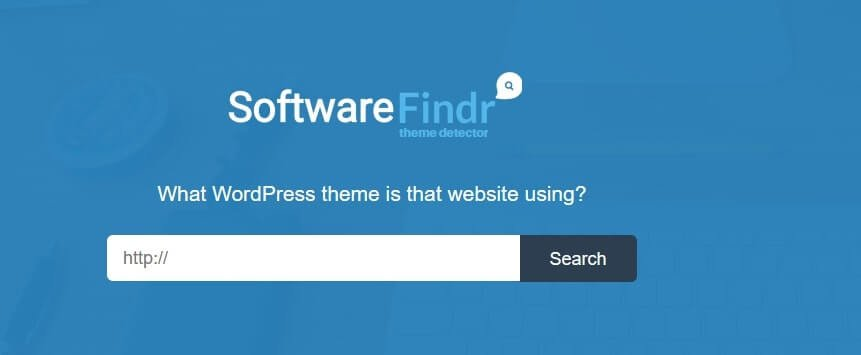 theme and plugins detector for wordpress