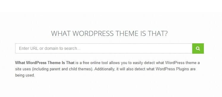 Theme and Plugins of Any WordPress