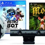 PlayStation VR Bundle with AstroBot and Moss