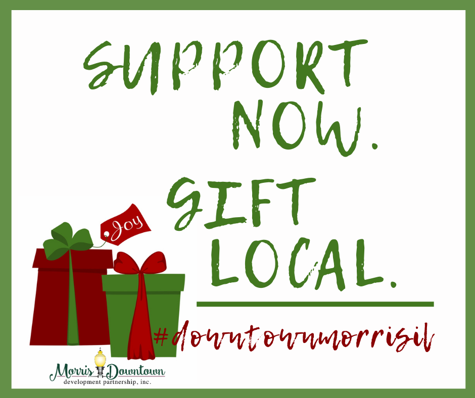 Facebook Post Support Now Gift Local