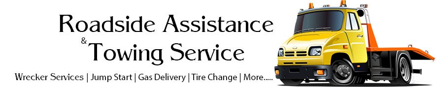 Tow Truck Company Roadside Assistance Wrecker Services