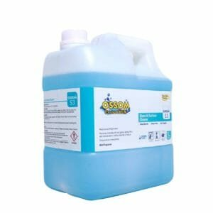 OSSOM® S3 GLASS & SURFACE CLEANER