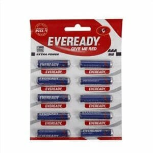 Eveready Cell - 1.5 Volts | Blue Battery Cells