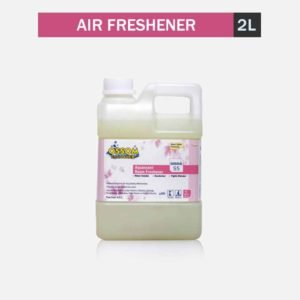 Ossom S5 Yellow - Aquascent Room Freshener (2Ltrs Pack)