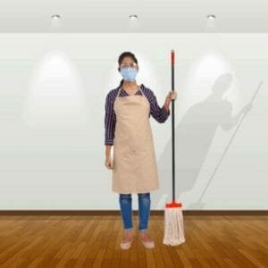 Wet Mopping
