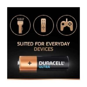 Duracell Battery | Buy Ultra Power Soluble AAA Battery |
