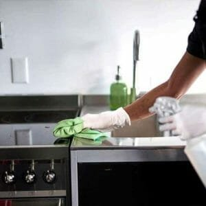 Kitchen Cleaning at hygienedunia