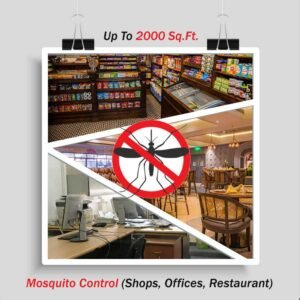 Commercial Pest Control Service | Mosquito Control for 2k